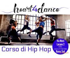 CORSO DI HIP HOP A #ROMA