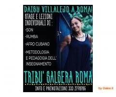 STAGE DI SON, RUMBA E AFRO A ROMA