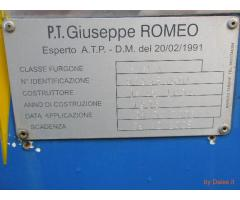 FURGONE ISOTERMICO PER IVECO DAILY