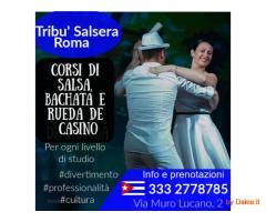 CORSO DI SALSA A ROMA