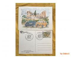 Cartoline Annullo Postale