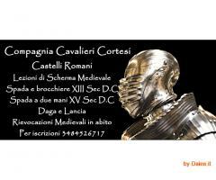 Scherma Medievale Castelli Romani