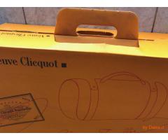 Borsa da viaggio con Veuve Clicquot