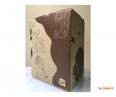 Vino rosso Aglianico del Vulture da LT 5 in Bag in Box