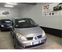 Renault scenic 19 dci optional