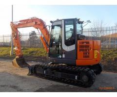 Hitachi ZX85USBLC-3 - 2013 midi escavatore