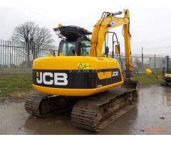 JCB JS145 LC - 2010 escavatore cingolato