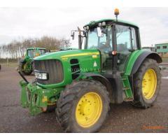 John Deere 6830 Premium - 2012 trattore agricolo