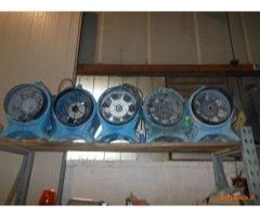 Vendesi ventilatori industriali