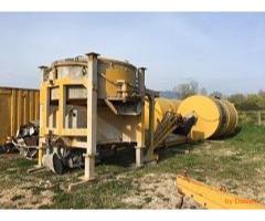 Vendesi impianto di betonaggio