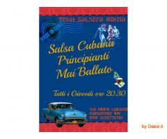 corso salsa cubana mai ballato