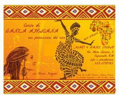 corso danza africana