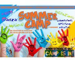 SUMMER CAMP CAMPI ESTIVI