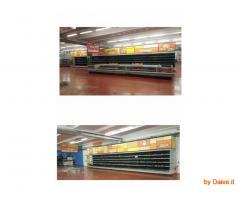 vendo attrezzatura completa supermercato