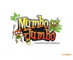Parti come Animatore Mumbo Jumbo