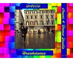 CORSI DI #BREAKDANCE ROMA PER BAMBINI