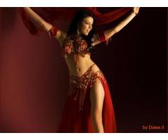 Corso di danza del ventre principianti a Roma