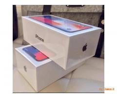Apple iPhone X 256GB - Space Grey (Unlocked) Smartphone is 500 Euro