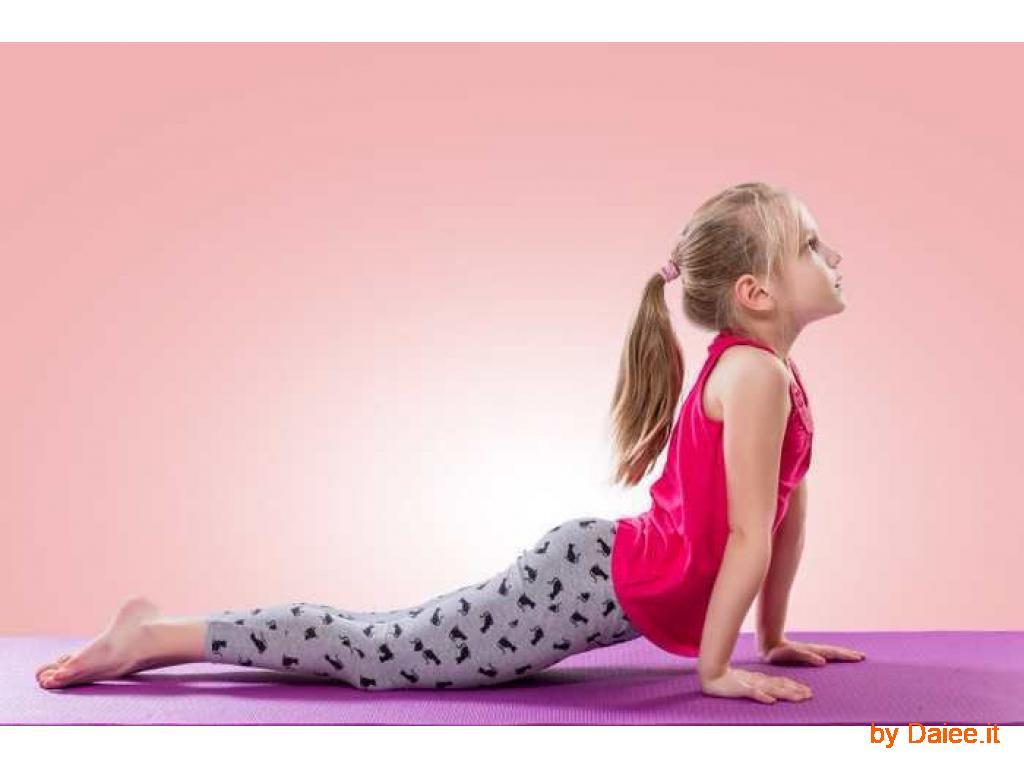 corso di yoga per bambini a roma