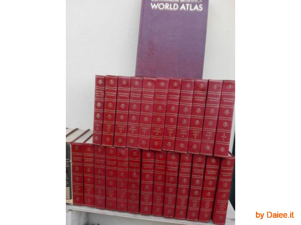 Enciclopedia Britannica A New Survey of Universal Knowledge. Printed in Great Br