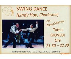 Corso di swing a #Roma