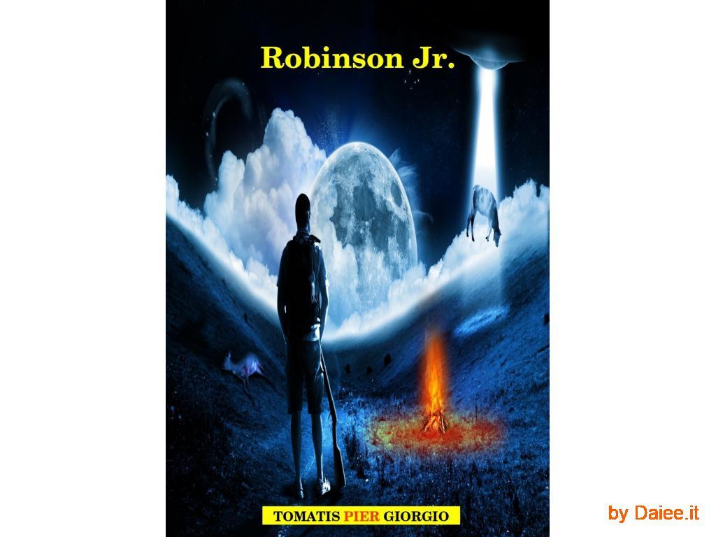 Robinson Jr. Formato Kindle
