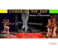 CORSO DI TIP TAP A ROMA