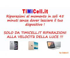 Sostituzione display iPhone da Timicell
