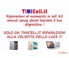 Sostituzione display iPhone da Timicell