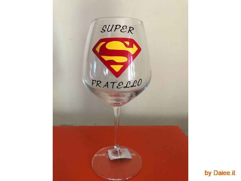 Calice vino Super Fratello